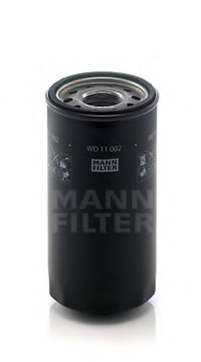 WD11002 MANN-FILTER Фильтр, Гидравлическая система привода рабочего оборудования