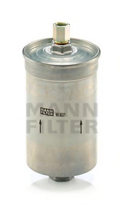 WK8531 MANN-FILTER Топливный фильтр
