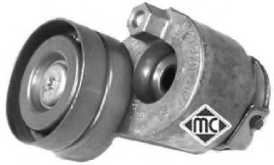 Ролик натяжной ремня генератора Laguna II/III, Trafic II, Master II (05262) Metalcaucho
