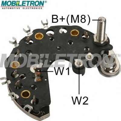 RP23 MOBILETRON Выпрямитель, генератор