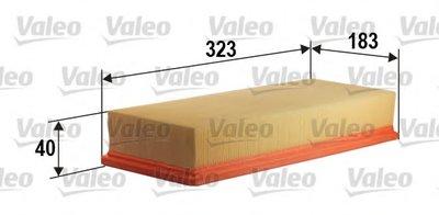 Воздушный фильтр VALEO купить