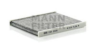 CUK2026 MANN-FILTER Фильтр, воздух во внутренном пространстве