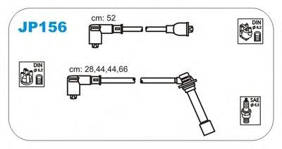 Jm-Jp156_К-Кт Проводов! Mazda 626929 2.0-2.2 85 JANMOR JP156 для авто MAZDA с доставкой