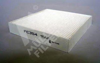 FC354 MULLER FILTER Фильтр, воздух во внутренном пространстве