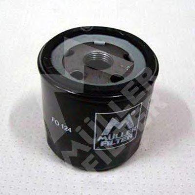 FO124 MULLER FILTER Масляный фильтр