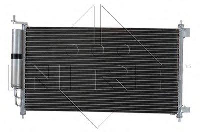 Радиатор кондиционера EASY FIT NRF 35583 для авто NISSAN с доставкой-2