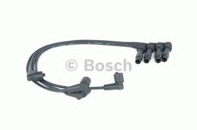 0986357228 BOSCH Комплект проводов зажигания-4