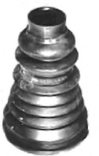 Пыльник ШРУСа наружного (01555) Metalcaucho