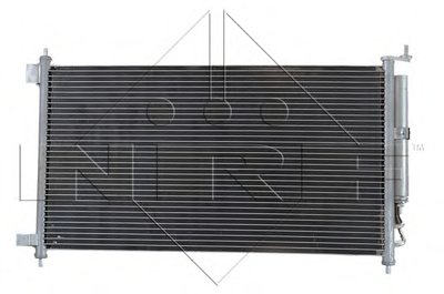 Радиатор кондиционера EASY FIT NRF 35583 для авто NISSAN с доставкой-3