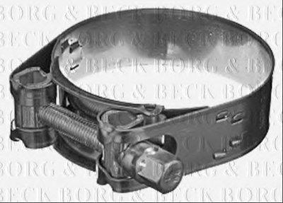Хомут, воздушный шланг компрессора BORG & BECK купить