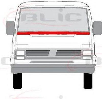 Рама ветрового стекла BLIC купить