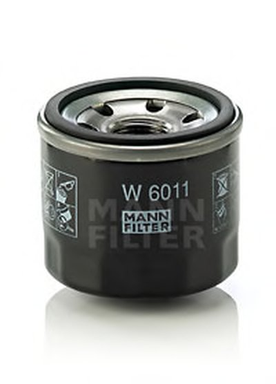 W6011 MANN-FILTER Масляный фильтр