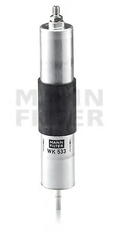 WK533 MANN-FILTER Топливный фильтр