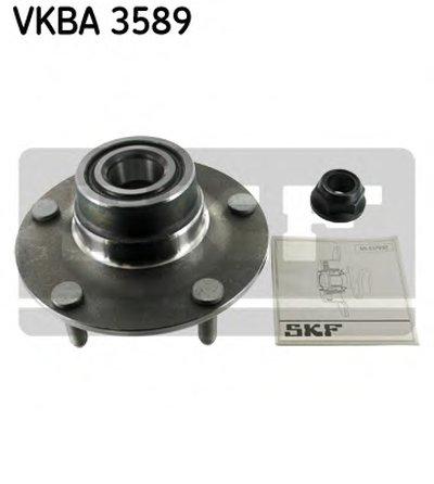VKBA3589 SKF Комплект подшипника ступицы колеса