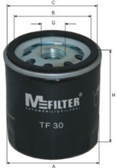 TF30 MFILTER Масляный фильтр