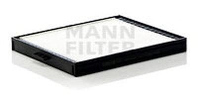 CU2628 MANN-FILTER Фильтр, воздух во внутренном пространстве