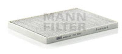 CUK3042 MANN-FILTER Фильтр, воздух во внутренном пространстве
