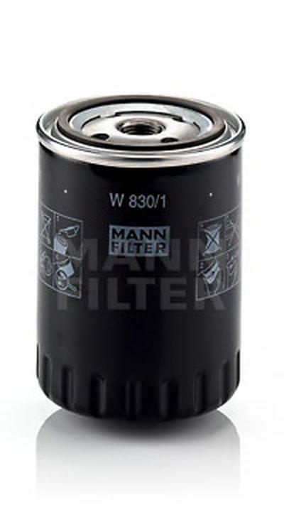 W8301 MANN-FILTER Масляный фильтр