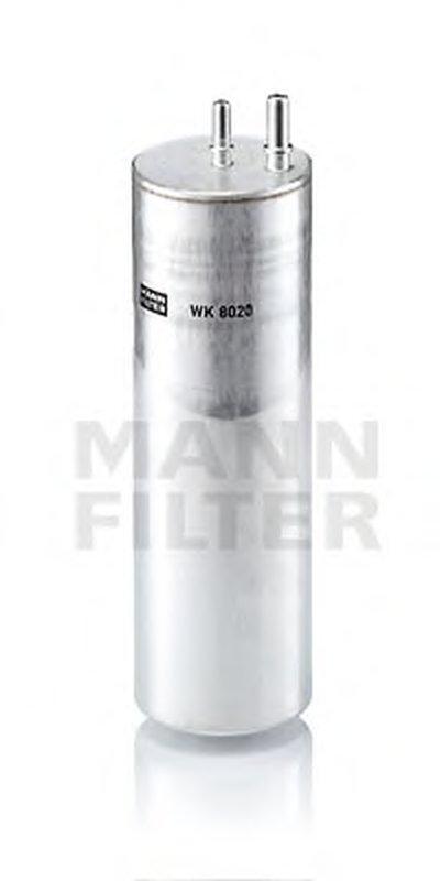 WK8020 MANN-FILTER Топливный фильтр