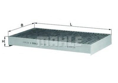 LAK229 KNECHT Фильтр, воздух во внутренном пространстве