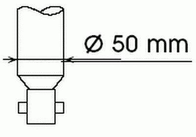 Амортизатор KYB 551073