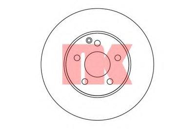Автозапчасть/Тормозной диск: W 211 передние