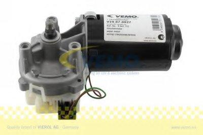 Двигатель стеклоочистителя Q+, original equipment manufacturer quality VEMO купить