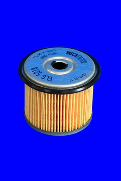 ELG5218 MECAFILTER Топливный фильтр -1