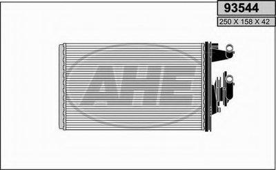 Теплообменник, отопление салона AHE купить
