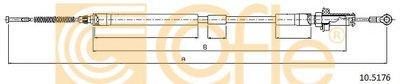 Трос, стояночная тормозная система COFLE купить