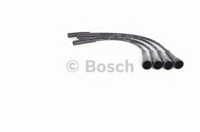 0986357210 BOSCH Комплект проводов зажигания-2