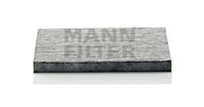 CUK2035 MANN-FILTER Фильтр, воздух во внутренном пространстве