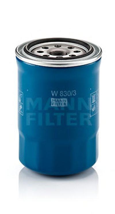 W8303 MANN-FILTER Масляный фильтр