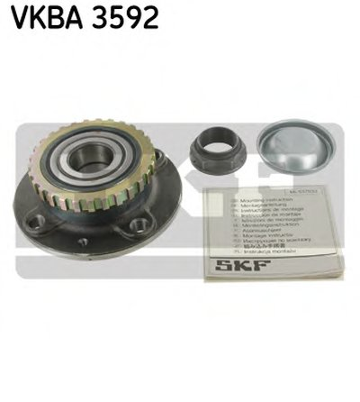 VKBA3592 SKF Комплект подшипника ступицы колеса