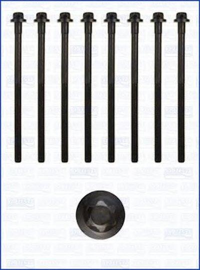 81052400 AJUSA Комплект болтов головки цилидра