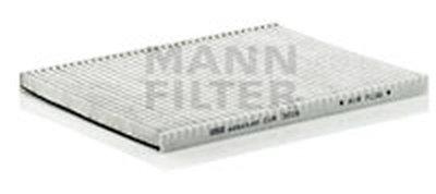 CUK3059 MANN-FILTER Фильтр, воздух во внутренном пространстве