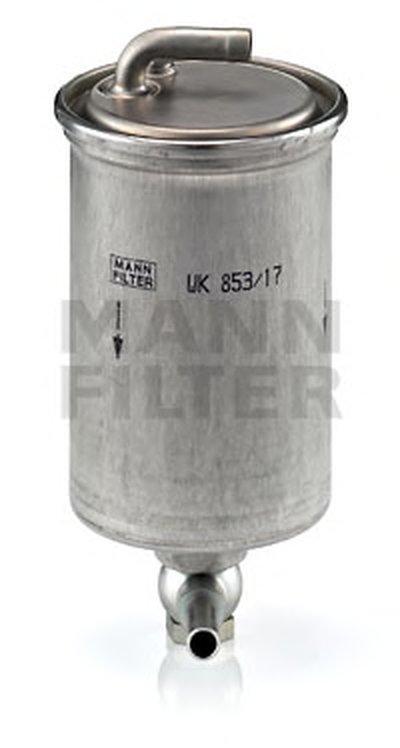 WK85317 MANN-FILTER Топливный фильтр
