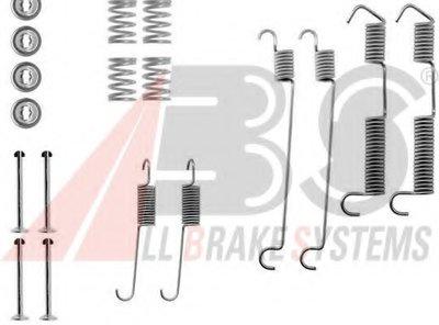 Комплектующие, тормозная колодка A.B.S. купить