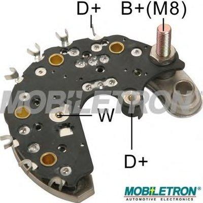 RP37 MOBILETRON Выпрямитель, генератор