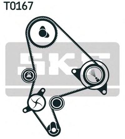 "Ремкомплект ГРМ CITROEN/FIAT/LANCIA/PEUGEOT/SUZUKI Berlingo/Jumpy/Ducato/GrandVitara ""2,0D ""98>>"