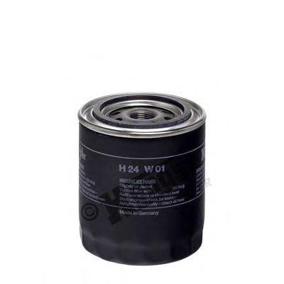 H24W01 HENGST FILTER Масляный фильтр