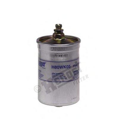H80WK05 HENGST FILTER Топливный фильтр