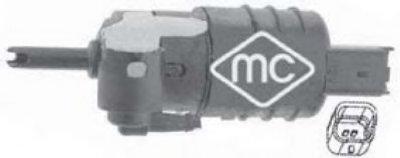Насос стеклоомывателя (02065) Metalcaucho