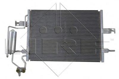 Pадиатоp Кондиционеpа NRF 35599 для авто OPEL с доставкой-1