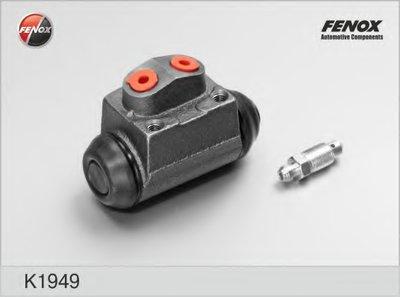 Цилиндр Тормозной Рабочий FENOX K1949 для авто FORD, MAZDA с доставкой