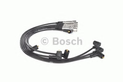 0986356340 BOSCH Комплект проводов зажигания-4