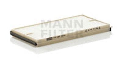 CU220022 MANN-FILTER Фильтр, воздух во внутренном пространстве