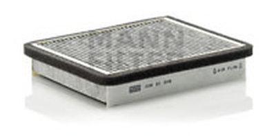 CUK21006 MANN-FILTER Фильтр, воздух во внутренном пространстве