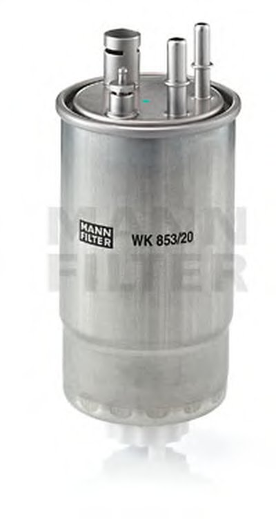 WK85320 MANN-FILTER Топливный фильтр