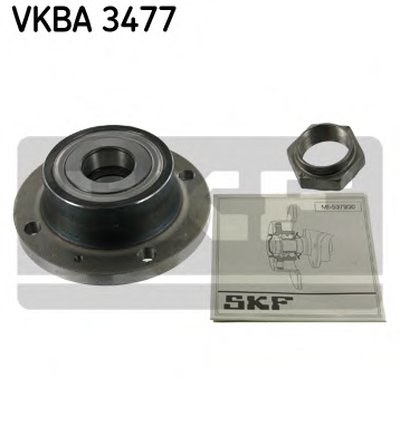 VKBA3477 SKF Комплект подшипника ступицы колеса